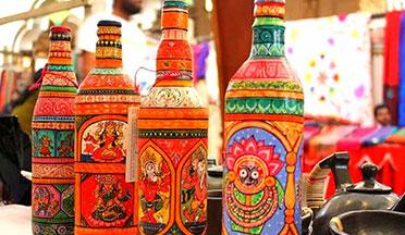 art crafts in odisha- odisha tour
