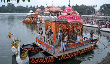 Chandan Yatra- orissa cultural tour