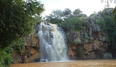 BADAGHAGRA WATERFALL