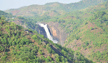 MACHKUND WATERFALL