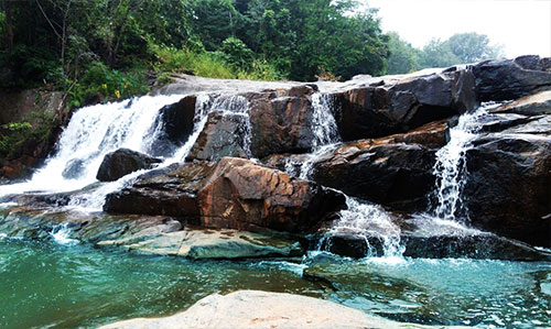 LUDU WATERFALL
