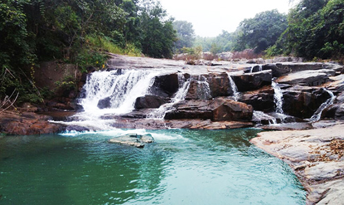 LUDU WATERFALL- Belghar