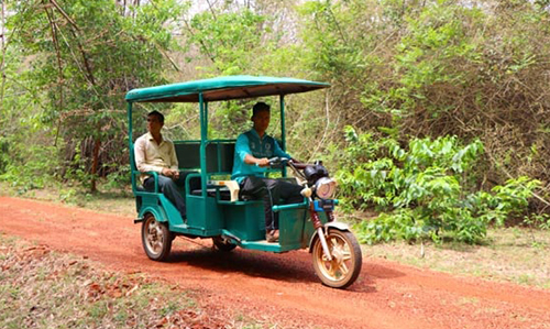 Jungle Safari at Chandaka-Dampara Wildlife Sanctuary