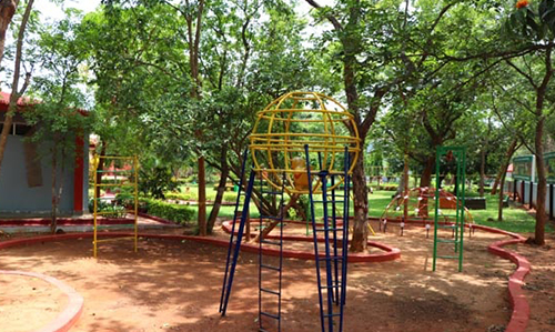 Park at Chandaka-Dampara Wildlife Sanctuary