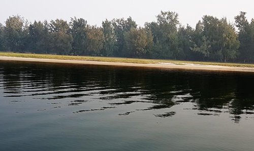 Satapada- Chilika lake