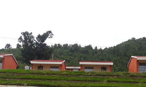 Daringbadi Nature Camp with Six numbers of Tribal cottages