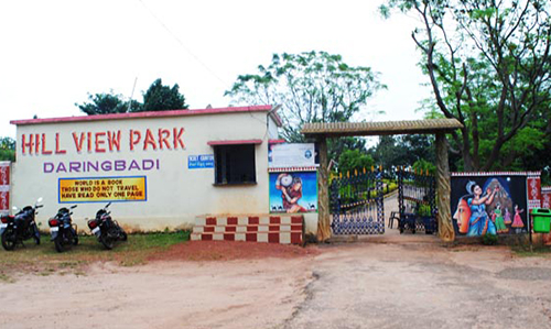 Hill View Park- Nearby Destinations Daringbadi Nature Camp