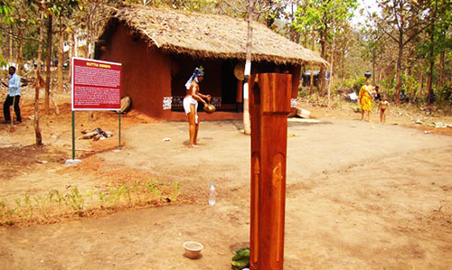 Nature Park- Nearby Destinations Daringbadi Nature Camp