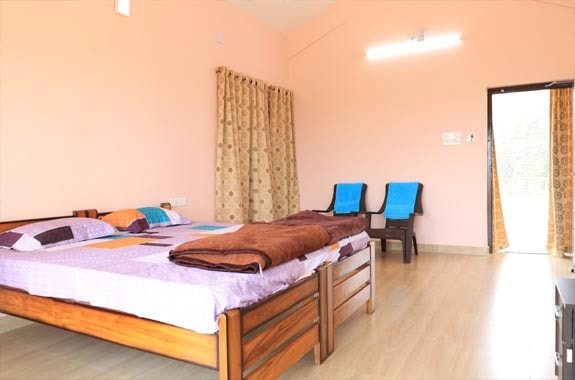 Debrigarh Nature Camp luxury rooms