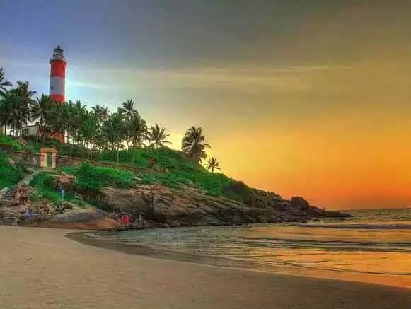 Kerala Beach Holidays Tour