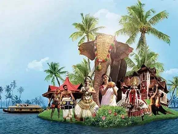 Kerala Tour Package<