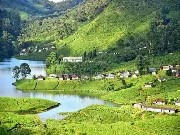Kerala Hill Stations Tour Package