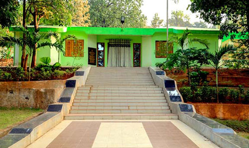 Eco Cottage Inside The Eco Park- khandadhar Nature Camp