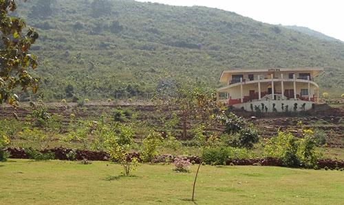 Mahavinayak Eco-tourism complex