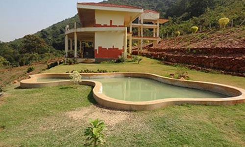 Accomodations at Mahavinayak Nature Camp
