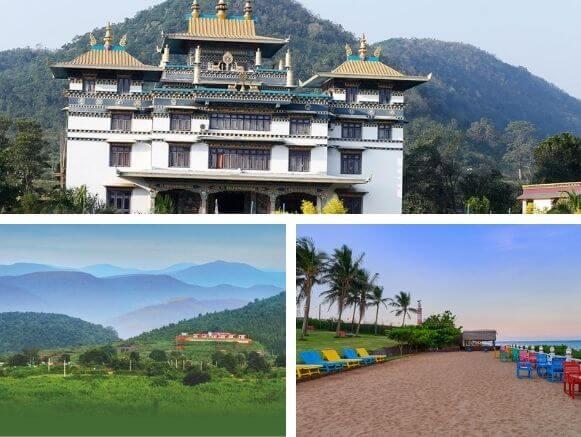 Daringbadi-Gopalpur-Tour