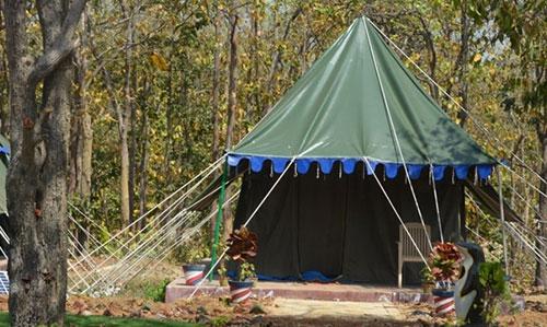 Tent House Gohirabhola Nature camp