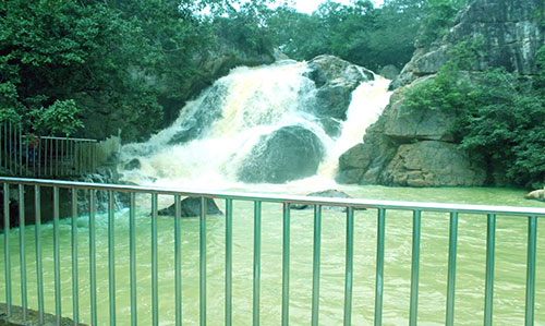 Sana Ghagara Water Fall