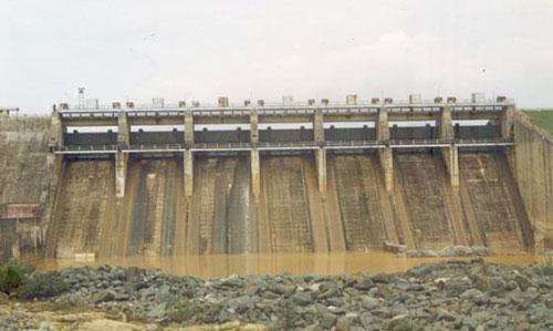 Kanjhari Dam