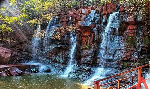 Murgamahadev Waterfall