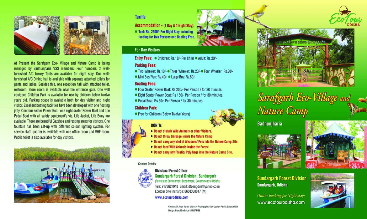 sarafgarb Eco- village and nature camp