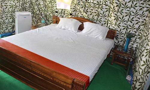 Tent house at Sarafgarh Nature Camp