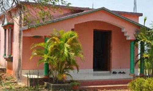 Twin cottage- sidhamula nature camp