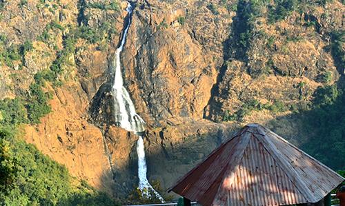 Chahala waterfall