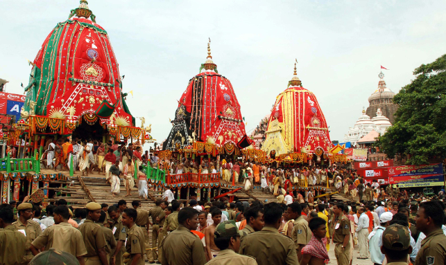 Special Rath Yatra Tour Gallery 1