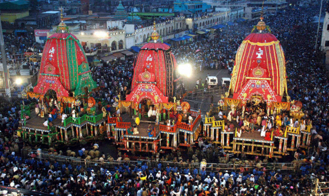 Special Rath Yatra Tour Gallery 3
