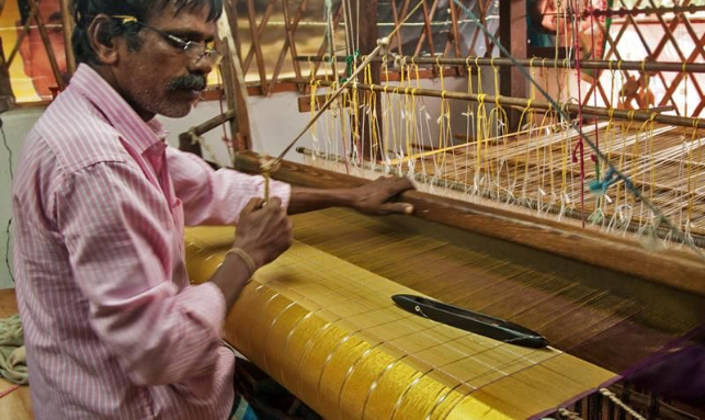 Textile Tours Odisha Gallery 1