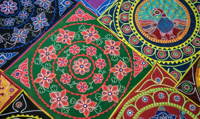 Textile Tours Odisha Gallery 2