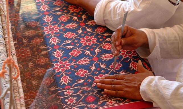Textile Tours Odisha Gallery 3