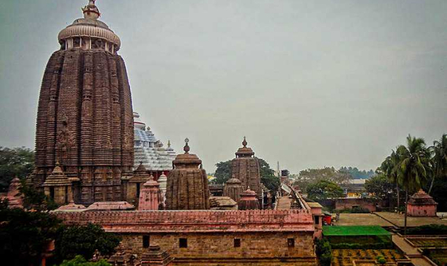 Jagannath Temple Darshan Tour Gallery 1