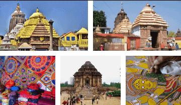 Tour No. 1: Puri & Konark (From Bhubaneswar)