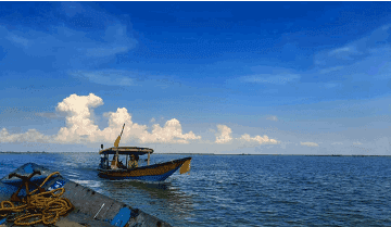 Chilika Lake, Satapada (From Bhubaneswar)
