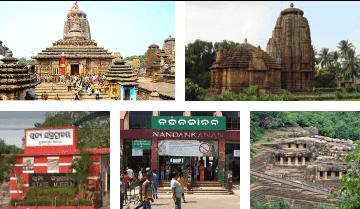 Tour No. 3: Bhubaneswar Local