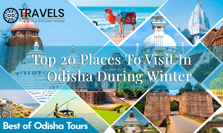 Top 20 Places To Visit In Odisha