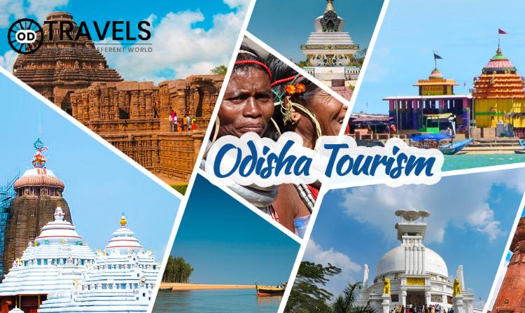 Odisha Must Visit Places