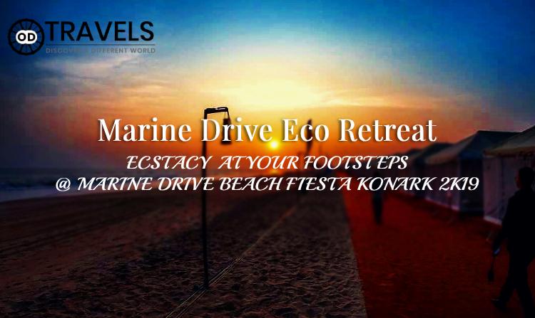 Marine Drive Beach Fiesta Konark 2k19