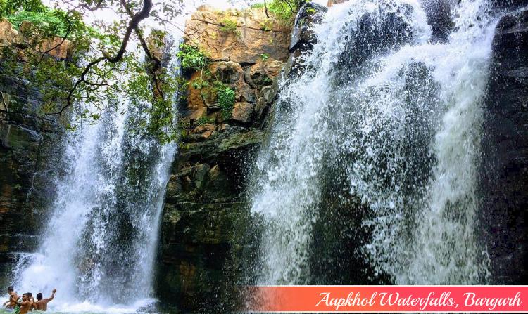 Aapkhol Waterfalls, Bargarh