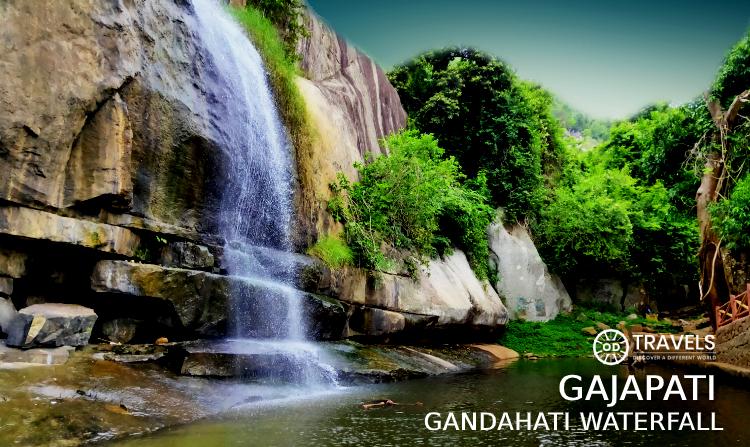 Gandahati Waterfall, Gajapati