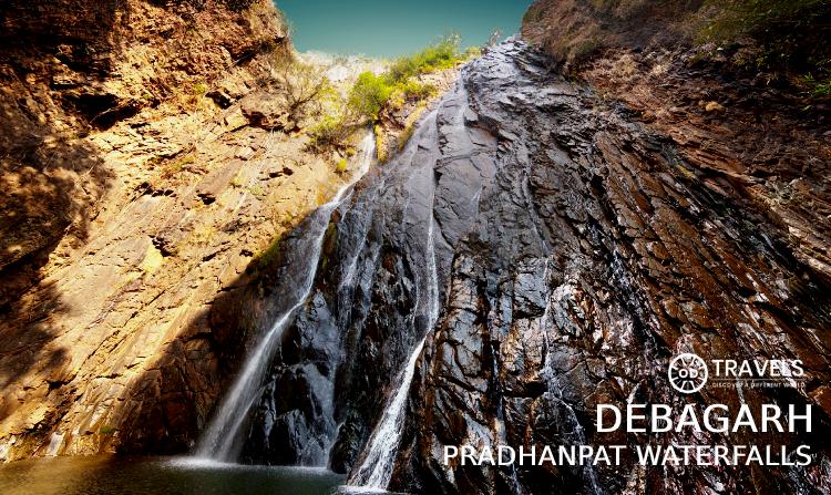 Pradhanpat Waterfalls, Debagarh