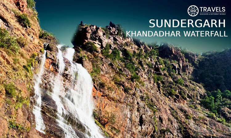 Khandadhar Waterfall, Sundergarh