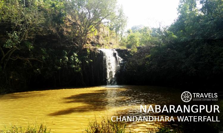 Chandandhara Waterfall, Nabarangpur