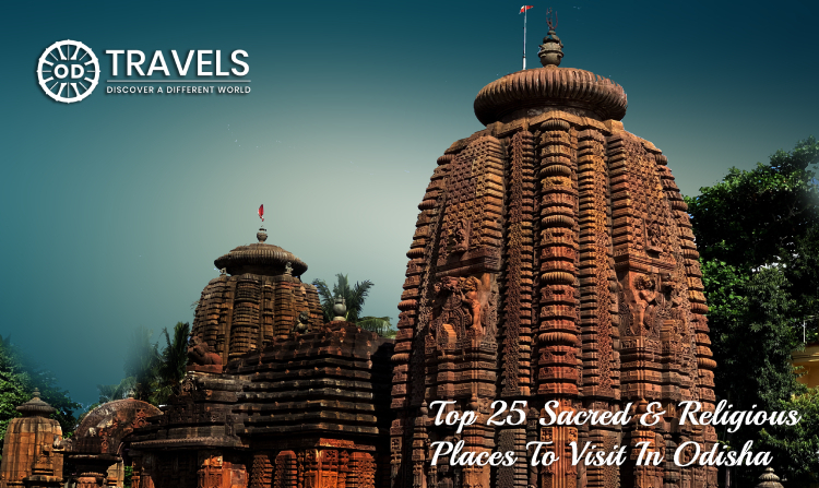 Religious Places To Visit In Odisha