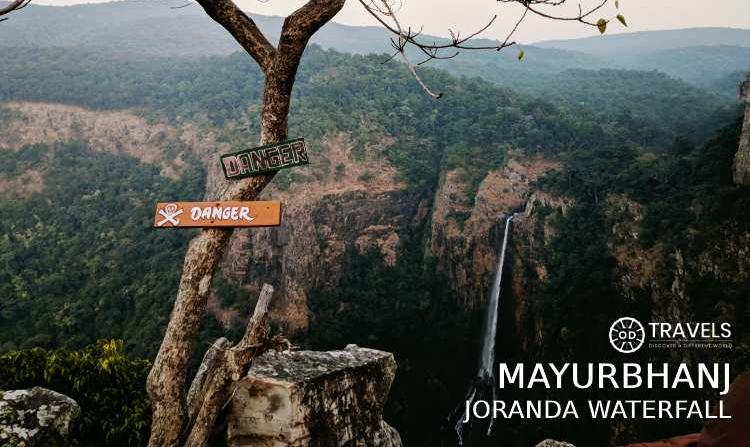 Joranda Waterfall, Mayurbhanj
