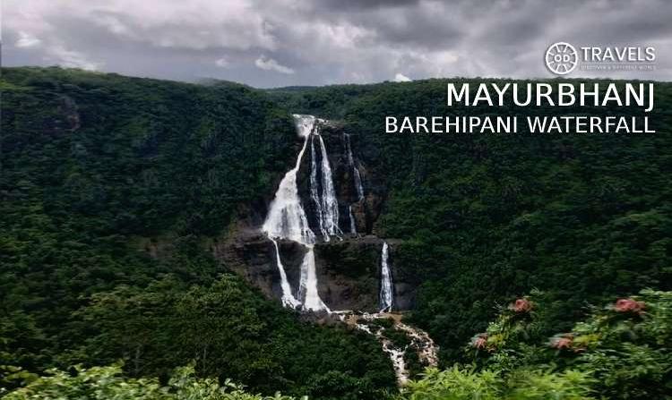 Barehipani Waterfall, Mayurbhanj