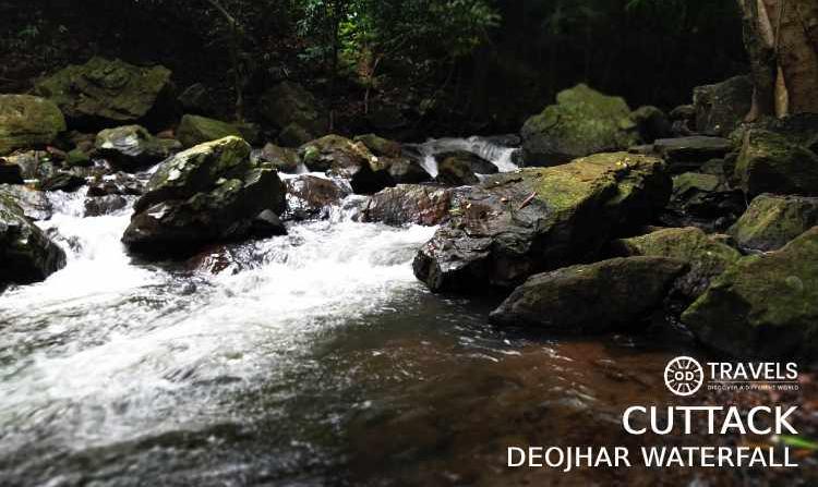Deojhar Waterfall , Cuttack