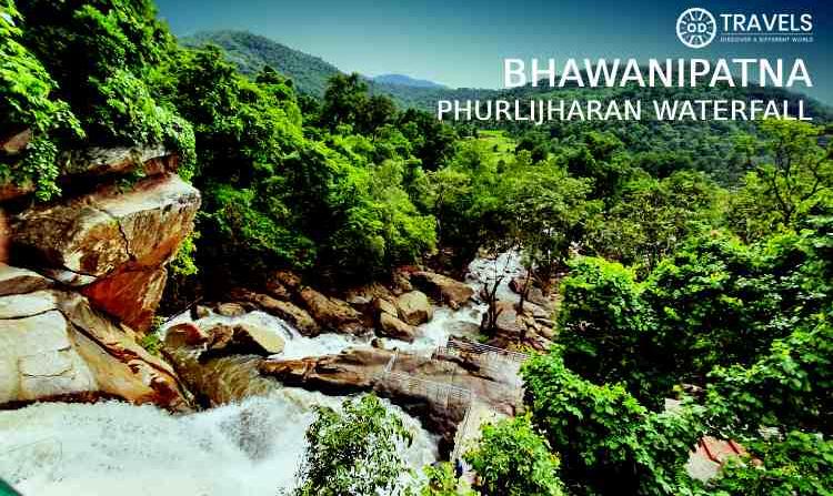 Phurlijharan Waterfall, Bhawanipatna